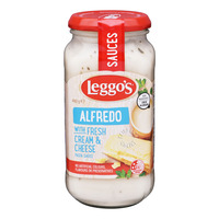Leggo's Pasta Sauce - Alfredo (Fresh Cream & Cheese)