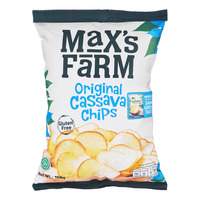Max's Farm Cassava Chips - Original