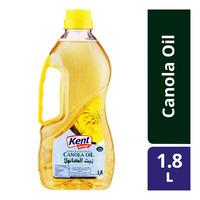 Kent Boringer Canola Oil