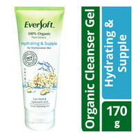 Eversoft Organic Cleanser Gel - Hydrating & Supple