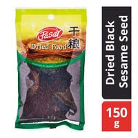 Pasar Dried Black Sesame Seed