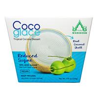 Coco Glace Tropical Coconut Dessert - Reduce Sugar