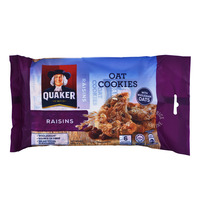Quaker Oats Oatmeal Cookies - Raisins