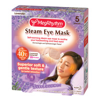 Megrhythm Steam Eye Mask - Lavender-Sage Scent