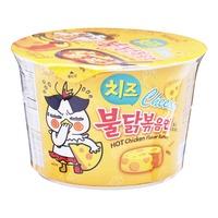 Samyang Hot Chicken Instant Ramen - Cheese (Bowl)