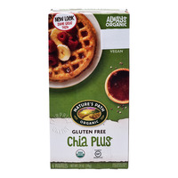 Nature's Path Organic Waffles - Chia Plus (Quinoa & Amaranth)