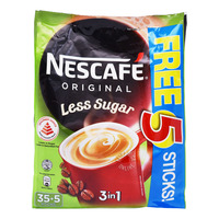 Nescafe 3 in 1 Instant Coffee - Original(LessSugar)