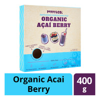 Poppy & Co. Organic Acai Berry