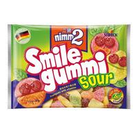 Nimm2 Smile Gummi Gummy Candies - Sour