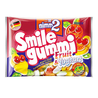 Nimm2 Smile Gummi Gummy Candies - Fruit & Yoghurt