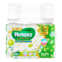 Huggies Baby Wipes - Gentle Care