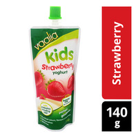 Vaalia Kids Yoghurt Pack - Strawberry