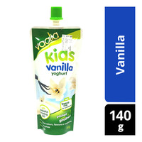 Vaalia Kids Yoghurt Pack - Vanilla 140G