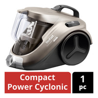 Tefal Vacuum Cleaner - Compact Power Cyclonic