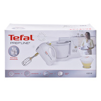 Tefal Prepline Hand Mixer + Bowl (HT4121)