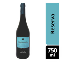 Finca Del Marquesado Red Wine - Reserva