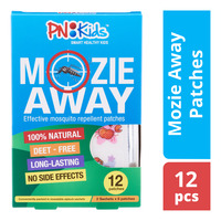 PNKids Mozie Away Patches