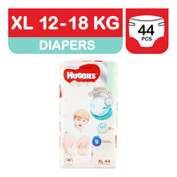 Huggies Platinum Diapers - XL (12 - 18kg)
