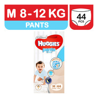Huggies Platinum Boy Pants - M (8 - 12kg)
