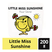 Infinity Biscuit Selection Tin - Little Miss Sunshine