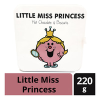Infinity Hot Chocolate & Biscuits Tin - Little Miss Princess