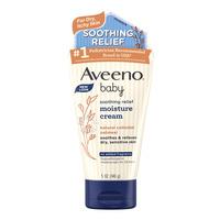 Aveeno Baby Cream - Soothing Relief (Moisture)