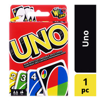 Mattel Card Game - Uno