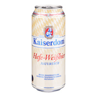 Kaiserdom Wheat Can Beer - White
