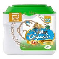 Abbott Similac Organic Infant Milk Formula - Stage 1