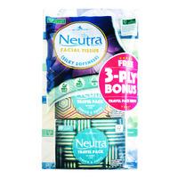 Neutra Facial Tissue Box + Free Travel Pack