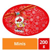 Loacker Crispy Wafers Christmas Gift Tin - Minis