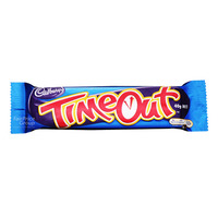 Cadbury Chocolate Bar - Time Out