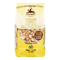 Alce Nero Organic Semi-Whole Wheat Pasta - Fusilloni