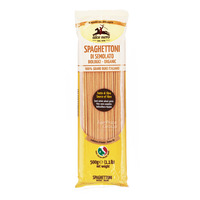 Alce Nero Organic Semi-Whole Wheat Pasta - Spaghettoni