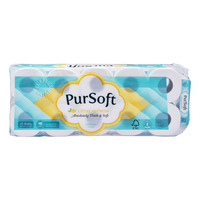 PurSoft Toilet Tissue Roll - Citrus Verbena