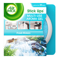Air Wick Stick Ups Multi-Use Aroma Gel - Fresh Waters