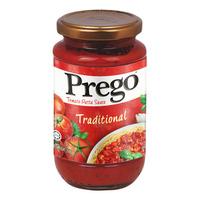 Prego Pasta Sauce - Traditional Tomato