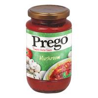 Prego Pasta Sauce - Tomato Mushroom