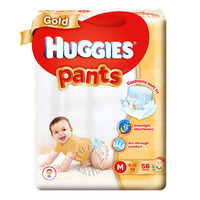 Huggies Gold Pants - M (6 - 12kg)