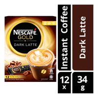 Nescafe Gold Instant Premix Coffee - Dark Latte