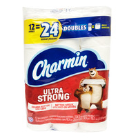 Charmin Bathroom Tissue - Ultra Strong