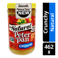 Peter Pan Crunchy Peanut Butter - Natural