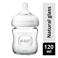 Philips Avent Baby Bottle - Natural Glass