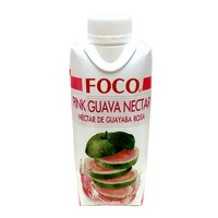 Foco Nectar Bottle Drink - Pink Guava