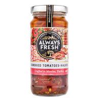 Always Fresh Sundried Tomatoes - Halves