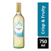Blossom Hill White Wine - Crisp & Fruity