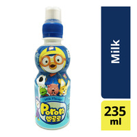 Paldo Pororo Fruit Juice Bottle Drink - Milk
