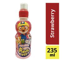 Paldo Pororo Fruit Juice Bottle Drink - Strawberry
