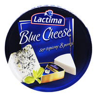 Lactima Processed Cheese Portions - Blue Cheese