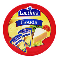 Lactima Processed Cheese Portions - Gouda